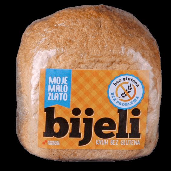 Bezglutenski Bijeli kruh