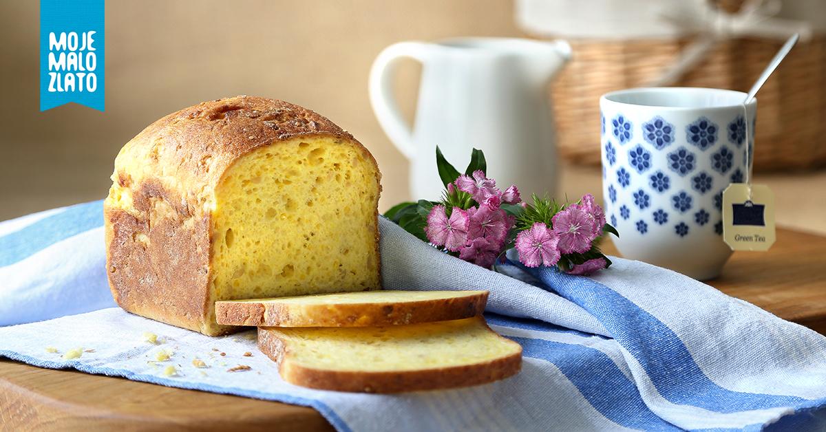 Maize bread
