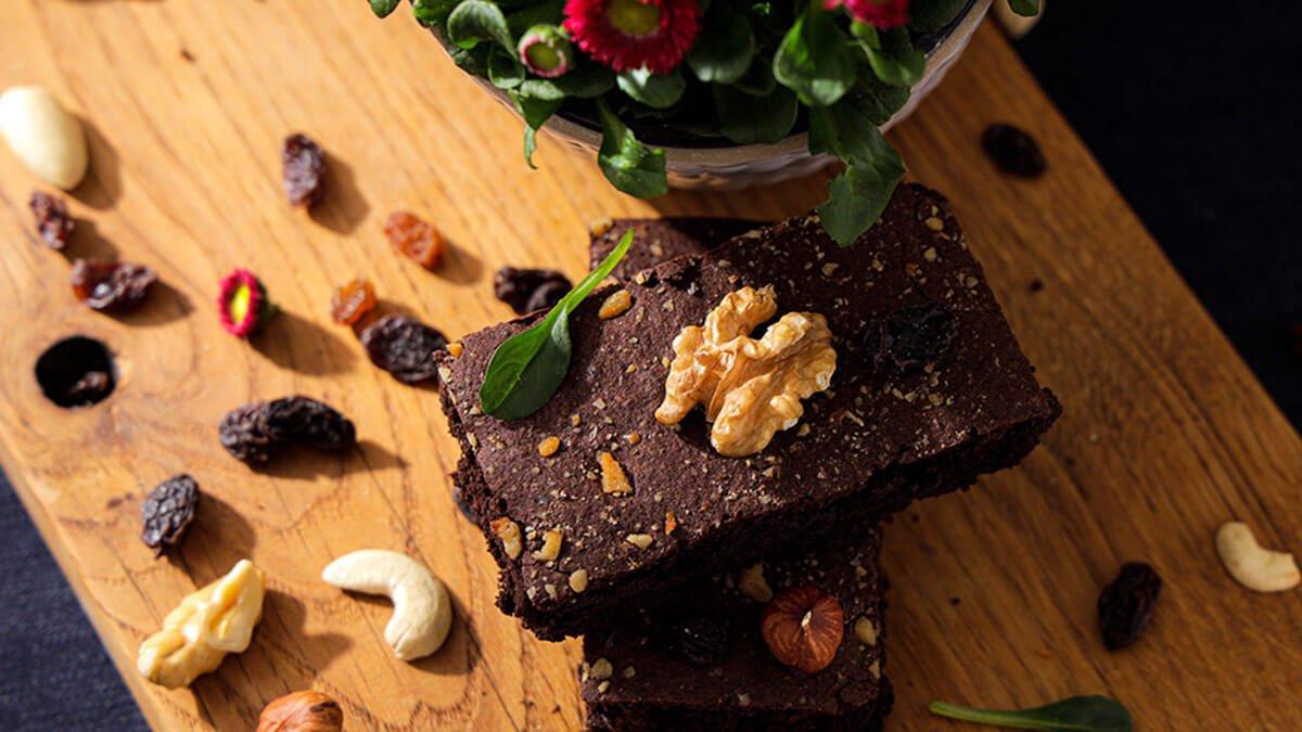 Brownie al cioccoloato