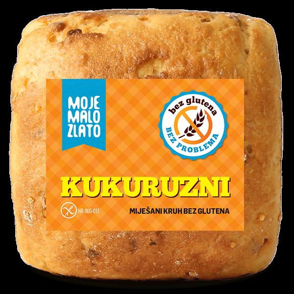 """Moje Malo Zlato -  """"Maize Bread"""""""